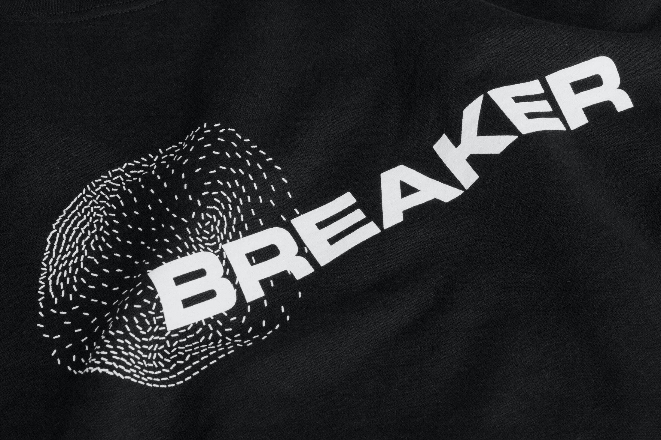 Breaker sweatshirt