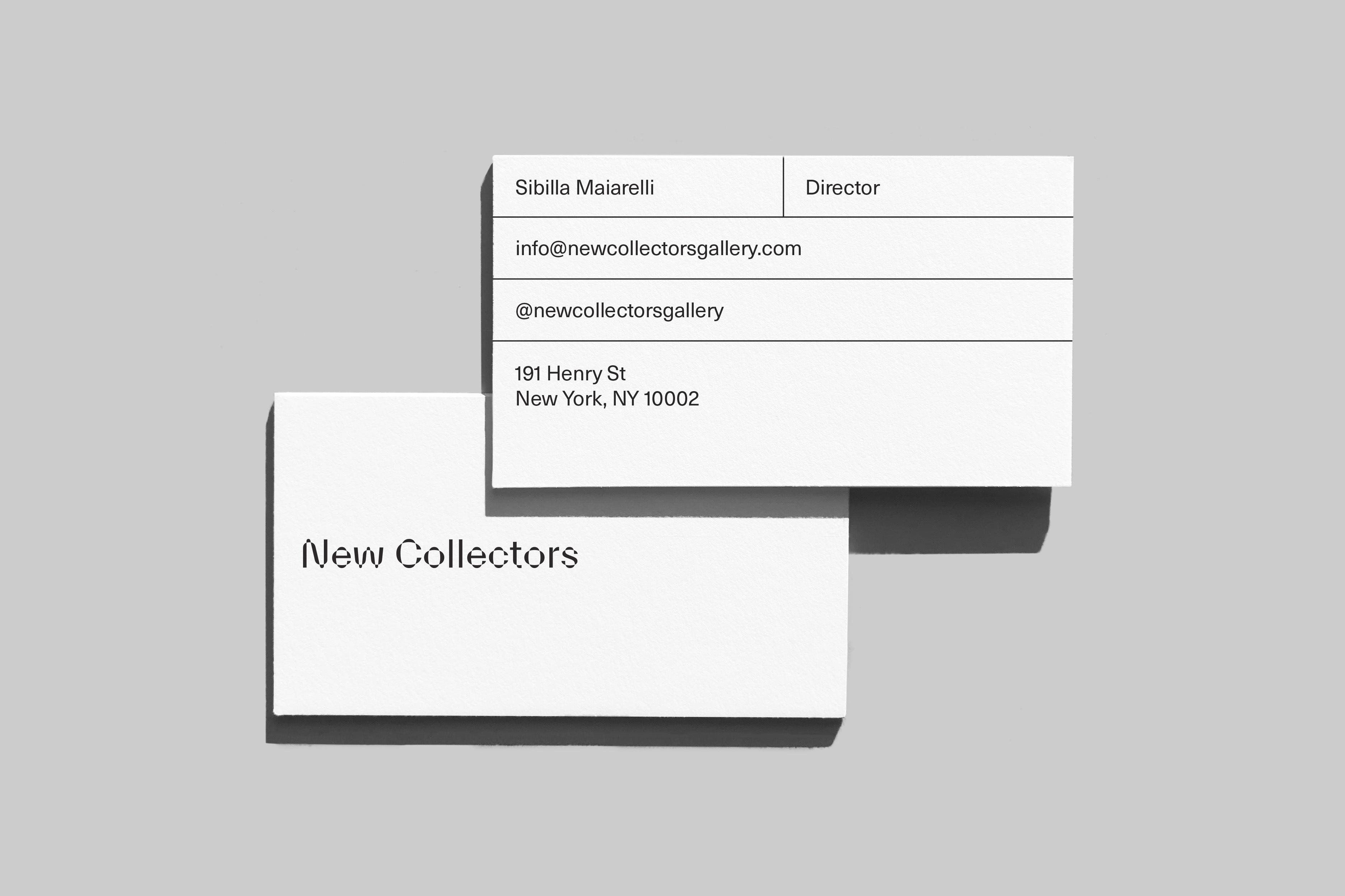 Nc business card